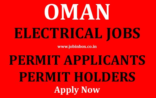 Oil & Gas Jobs in Oman - Electrical Permit Applicants & Holders - Sofomation Get HOT EPC Jobs in your Email Inbox