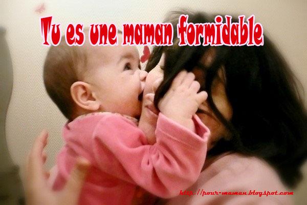 Mots d'amour pour dire je t'aime maman