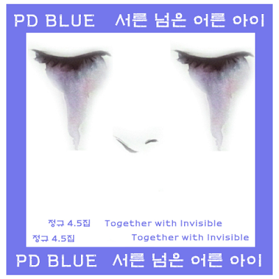 PD Blue – 정규 4.5집 (Together With Invisible)