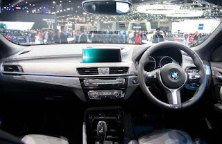 Nội thất BMW X2 2019
