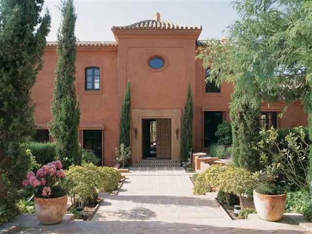 Casas espetaculares jeito de casa blog de decora o e for La casa toscana tradizionale