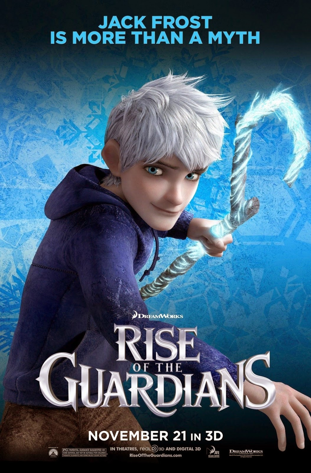 Watch Rise of the Guardians (2012) Online For Free Full Movie English Stream