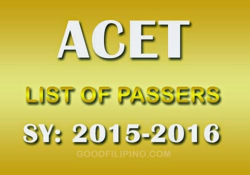 acet 2014 essay question
