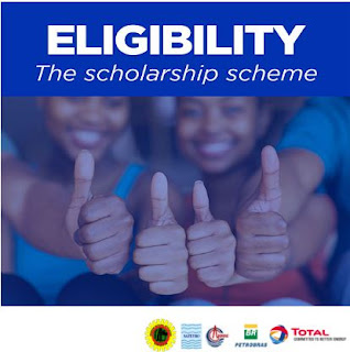 THE NNPC/TOTAL SCHOLARSHIP 2018/2019