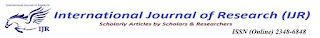 International Journal of Research