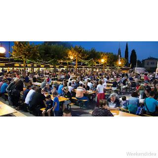 Festa del Vino dall' 11 al 15 agosto San Martino della Battaglia (BS)