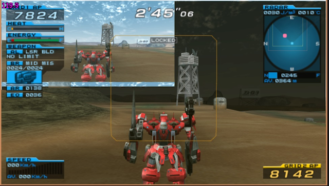 Armored Core: Formula Front Extreme Battle screeshot 2