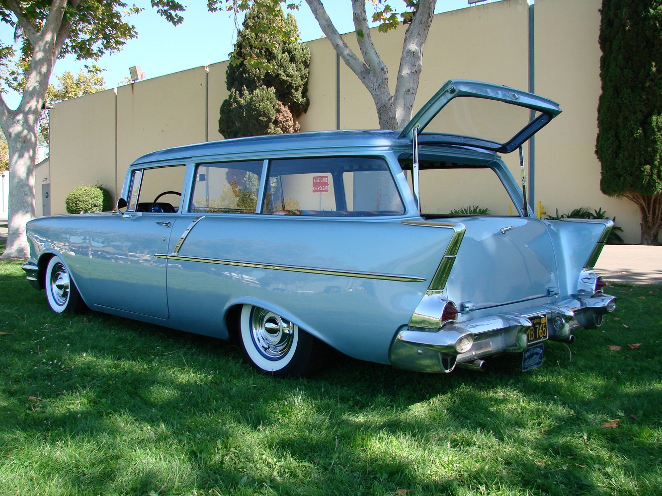 57 chevy wagon for sale. Black Bedroom Furniture Sets. Home Design Ideas