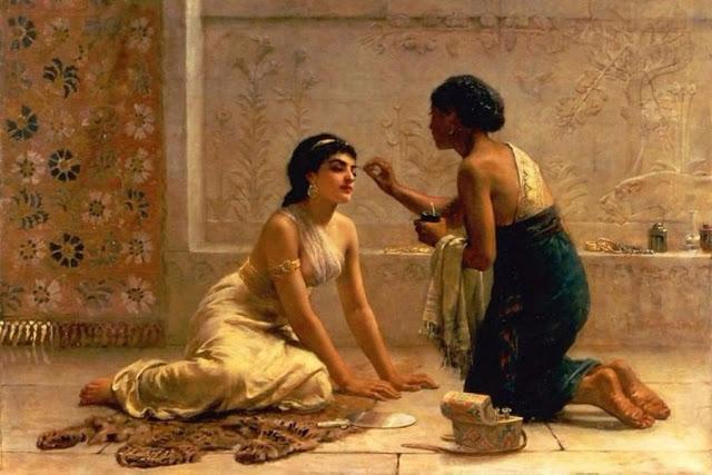 Αρχαία μυστικά ομορφιάς που επιζούν ως σήμερα