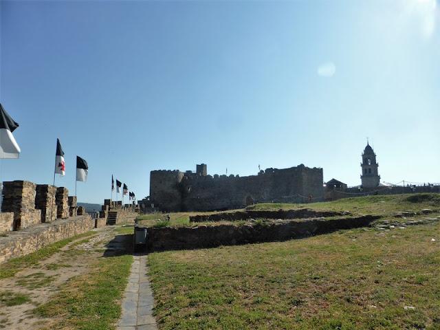 Castillo Templario de Ponferrada, ronda del sil