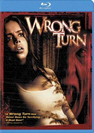 Wrong Turn 2003 BRRip 250MB 480p Full Dual Audio Movie