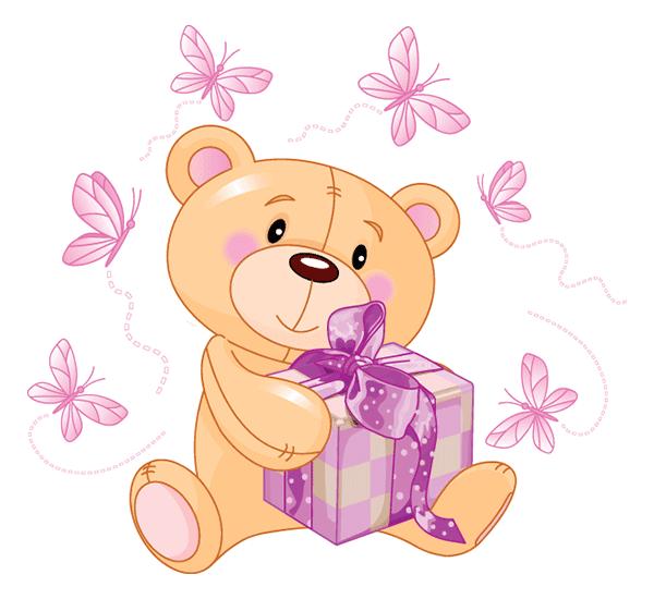 Butterfly Bear