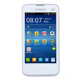 Flashing Coolpad 8017 Via Flash Tool