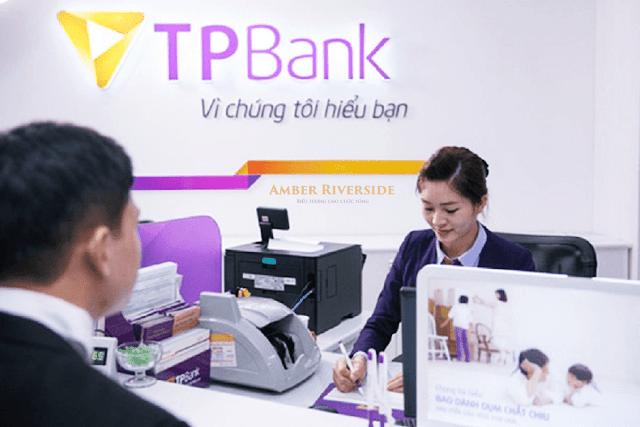 Ngân hàng tài trợ vốn TP Bank