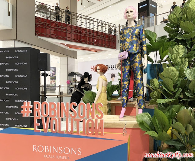 Robinsons Kuala Lumpur, Robinsons, Shoppes at Four Seasons Place