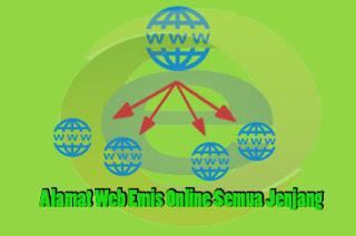 Alamat Web Emis Online Semua Jenjang RA, MI, MTs, MA