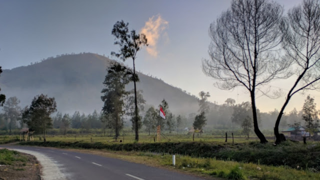 Wisata Gunung Ranti Jawa Timur