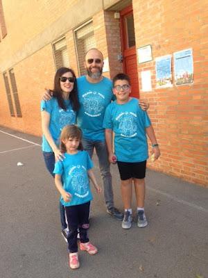 Camiseta Colegio María Auxiliadora. Zaragoza