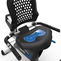 Nautilus R618 gel cushion seat, image