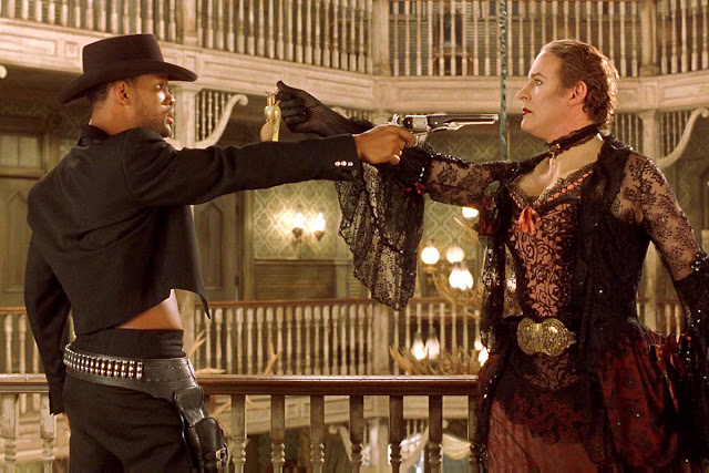 Wild Wild West Will Smith and Kevin Kline