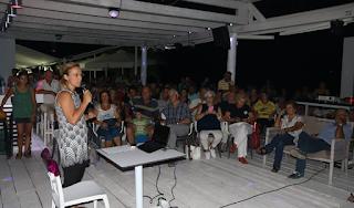 Πλήθος κόσμου στην ημερίδα εθελοντών στα Βατερά με θέμα «ΕΝΑ ΟΡΑΜΑ ΓΙΑ ΤΗΝ ΒΡΙΣΑ»