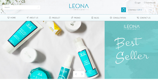 LEONA BRIGHTENING FACIAL FOAM REVIEW