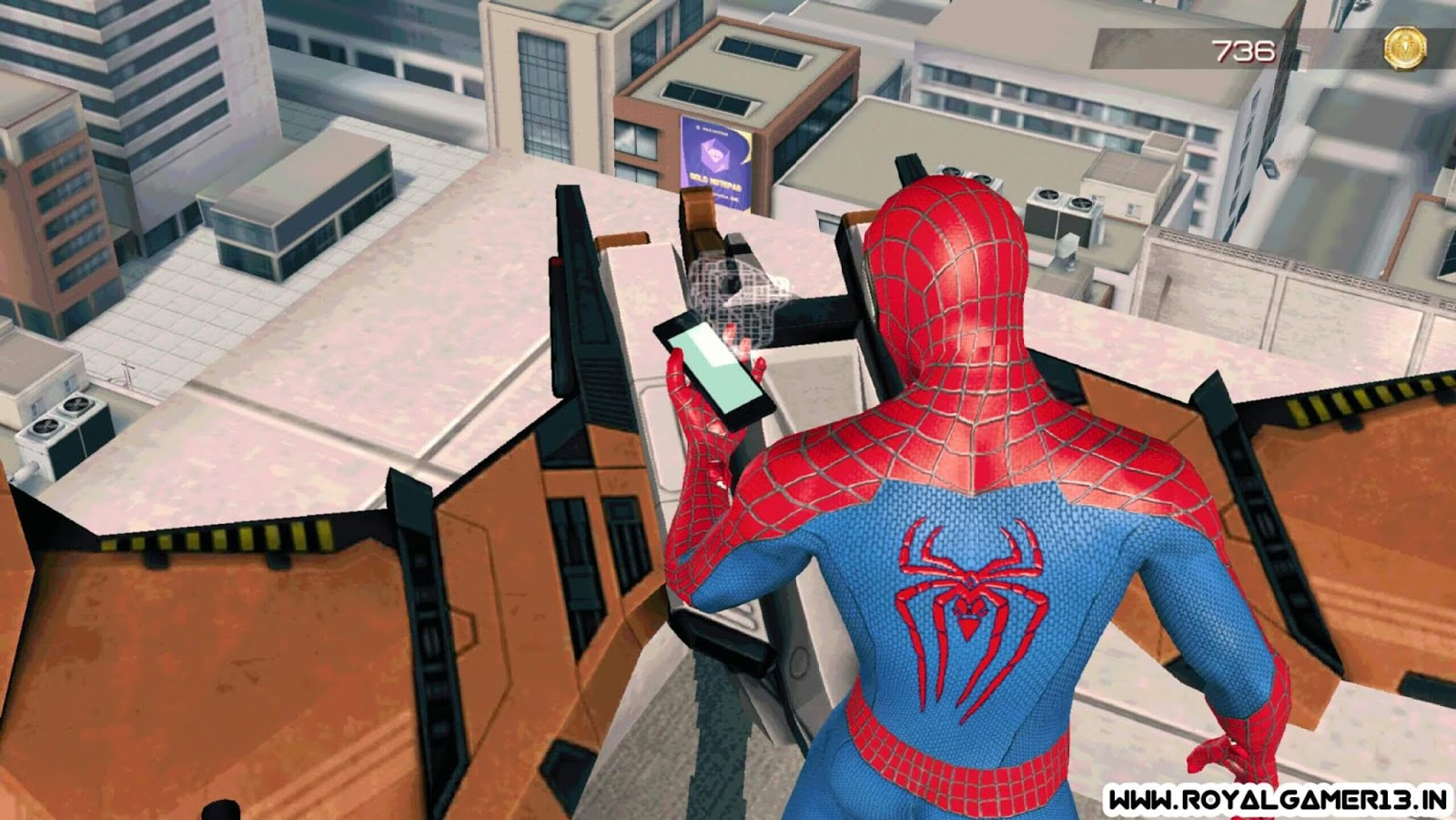 the amazing spider man 2 apk android 1