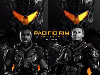 Pacific Rim Uprising (2018) Hindi - Tamil - Eng 400mb DVDScr