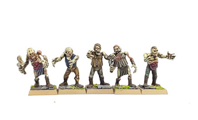 Middle Hammer Zombies
