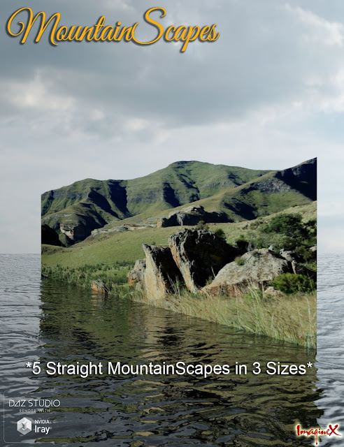 MountainScapes Backdrops