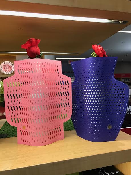 Blah To Tada A Paper Vase