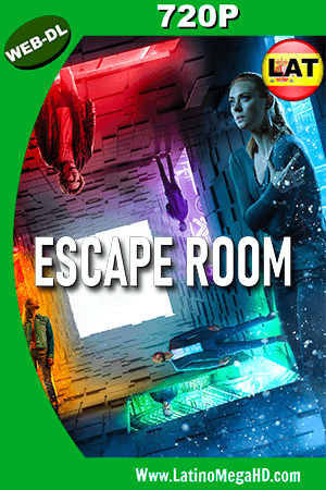 Escape Room: Sin Salida (2019) Latino HD WEB-DL 720P ()