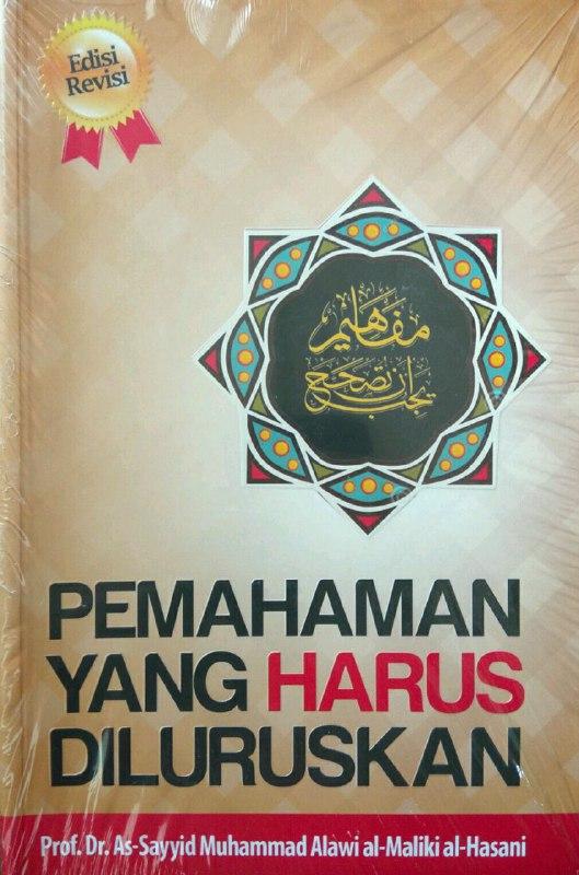 Pengecer Kitab Mafahim Yajibu an Tushohhah Berkualitas di Bangar Brunei Darussalam