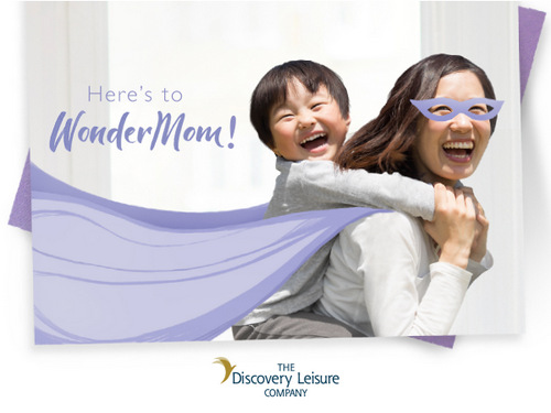 Mother's Day Treat From Discovery Leisure Company