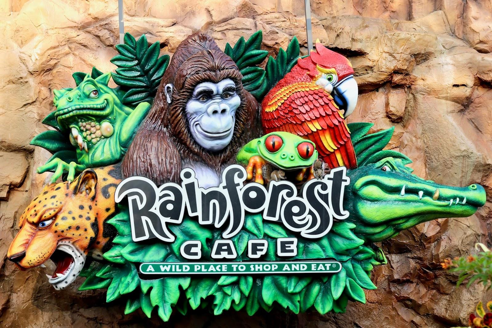 Disney-Springs-Rainforest-Cafe-Orlando-Florida