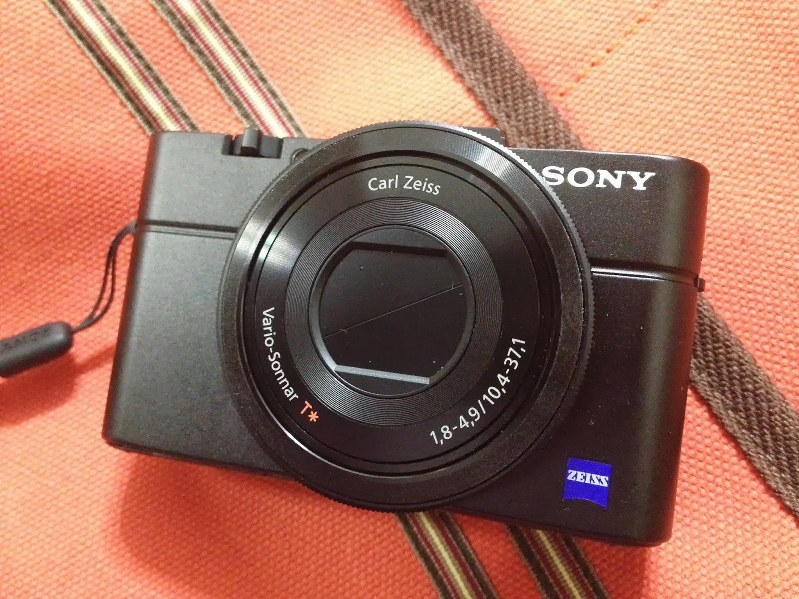 小p的吃喝玩樂: Sony RX100 MK2