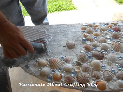 DIY Coastal Design Window Well Covering Craft Project