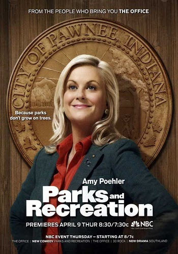 Parks and Recreation – Todas as Temporadas Dublado / Legendado (2009)
