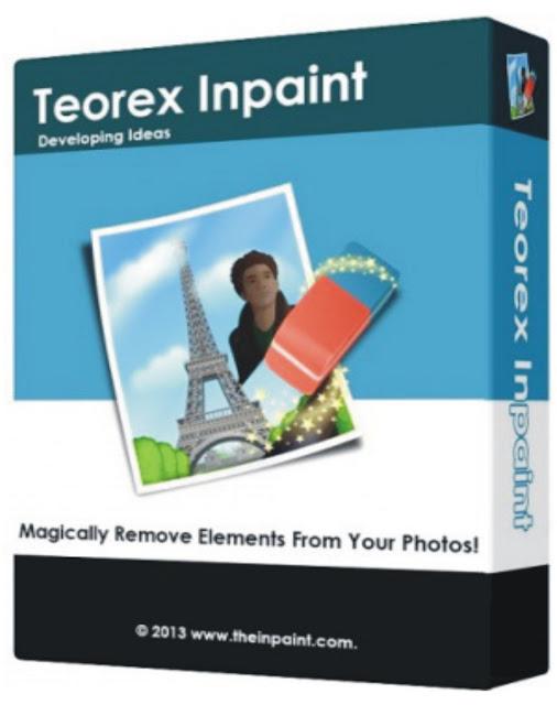 Como eliminar objetos de fotos com InPaint