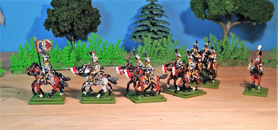 Der Kriegspielers and Hinton Hunt Polish Line Lancers
