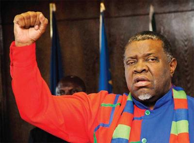 Despite financial crisis, Namibian president Hage Geingob increases his salary
