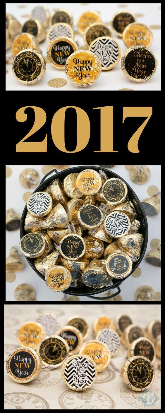 15 idéias DIY para o Ano Novo