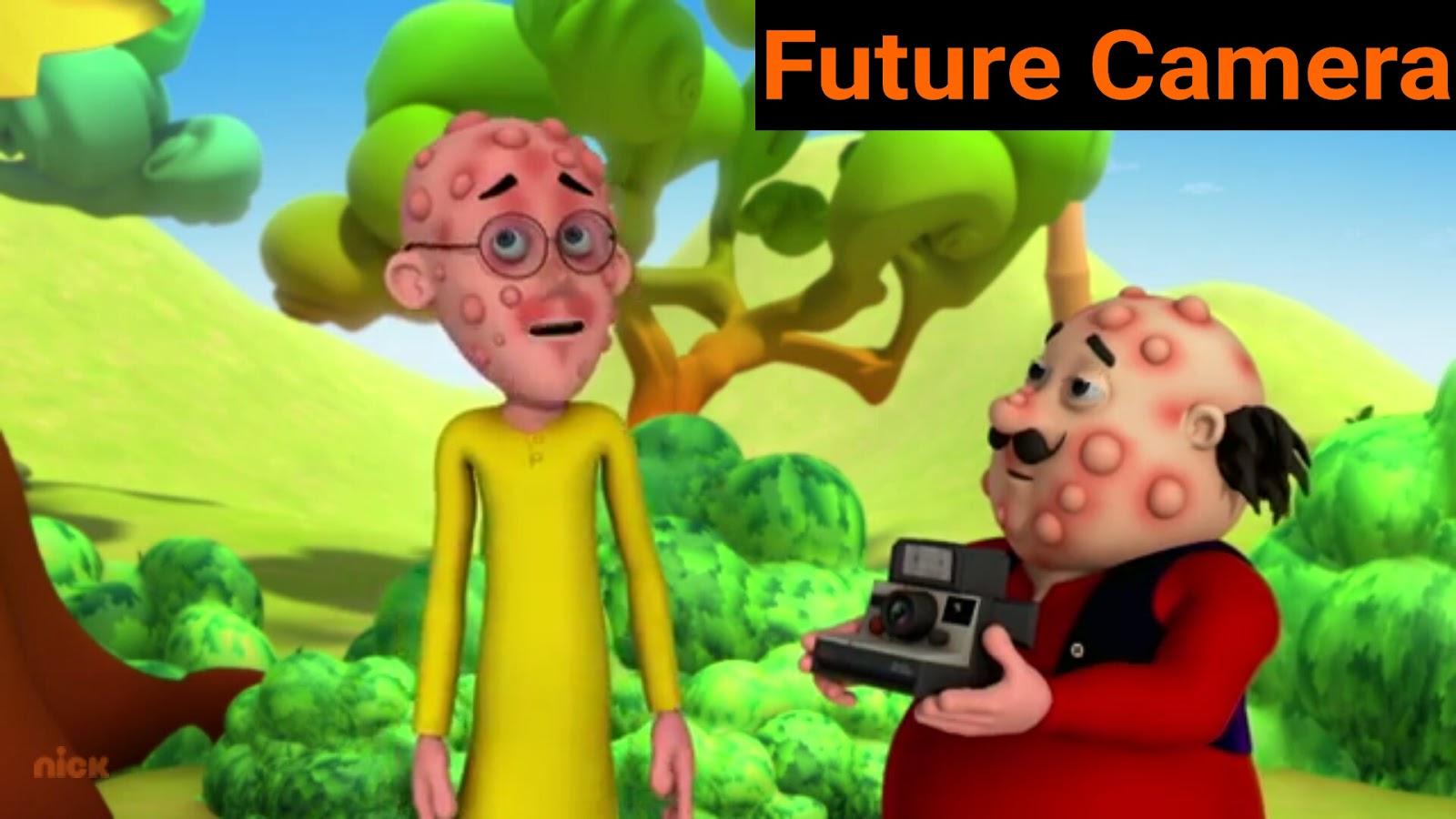 Motu Aur Patlu Ki Jodi Episode 25 Future Camera Motu Aur Patlu