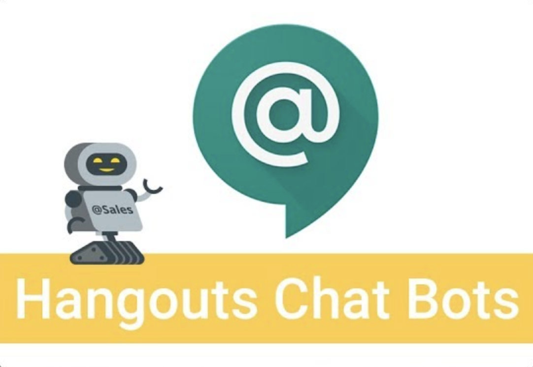 Google Developers Blog: Developing bots for Hangouts Chat