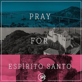 Caos no Espírito Santo - O Espírito Santo Pede Socorro!