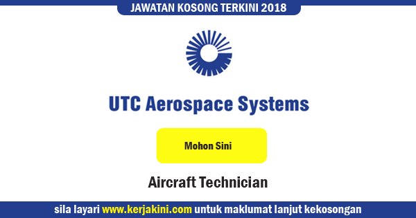 jawatan kosong aircraft technician