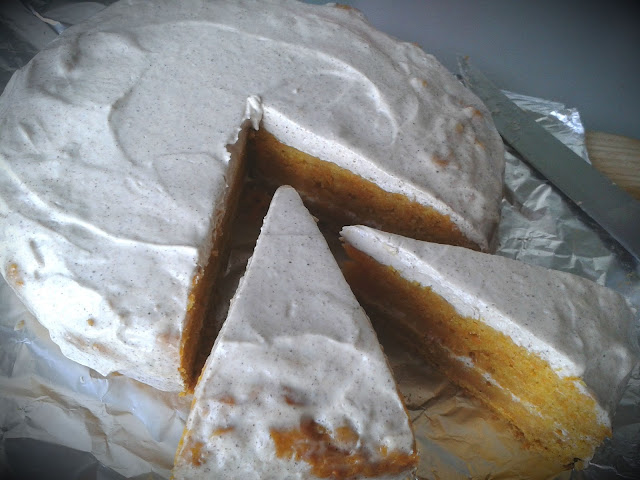 Рецепт приготування морквяного пирога