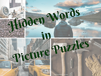 Hidden Words in Picture Puzzles