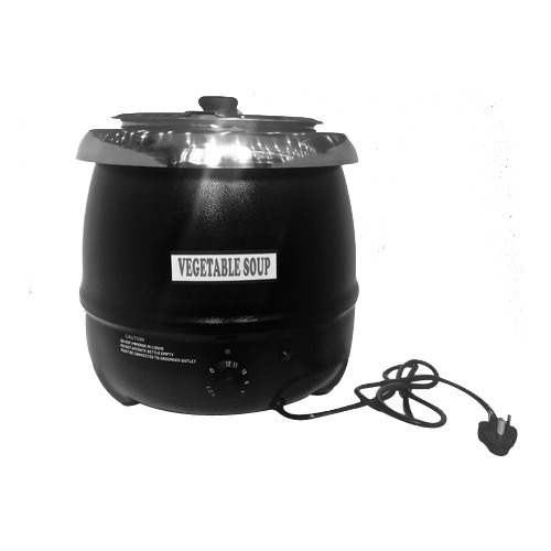 Electric Soup Warmer ~ Electric soup warmer kettle end pm