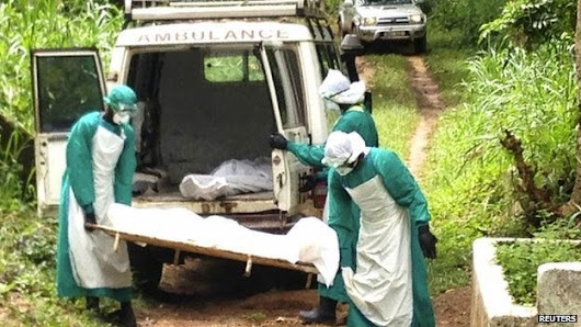 SIERRA LEONE ON RED ALERT FOR WOMAN WITH EBOLA